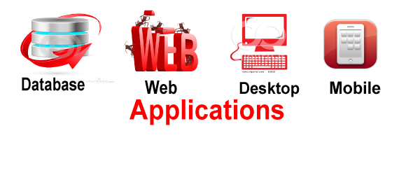 Database for Web, Desktop and Mobile Apps